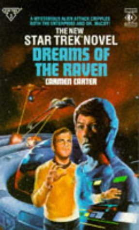 Cover of Dreams Of The Raven (Star Trek)