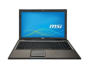 "MSI CX61 2QF-1609XFR Ordinateur Portable Non tactile 15"" (38,10 cm) Noir (Intel Core i5, 4 Go de RAM, 500 Go, Nvidia GeForce 940M)"