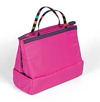 Tintamar Easy Travel Vanity Bag Fuchsia Pink Amazon Co Uk Clothing