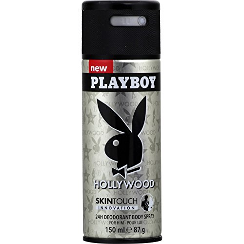 Deodorante Playboy Hollywood - Set di 3 es.