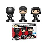 Set 3Figuren Pop. Star Wars Gunner Officer & Trooper Exclusive