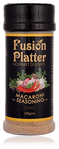 Fusion Platter Macaroni Seasoning, 100 Grams