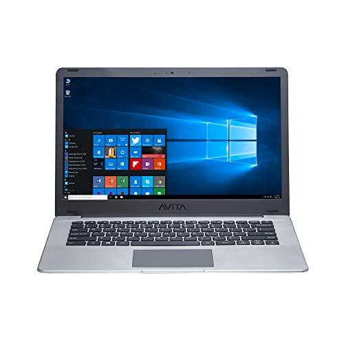 AVITA PURA NS14A6INF561-SGGYB 14-inch Laptop (8th Gen Intel Core i5-8265U / 8GB RAM / 512GB SSD / Windows 10 Home/FHD / Intel® UHD Graphics 620 / 1.34Kg), Space Grey with 3-in-1 Grey Sleeve