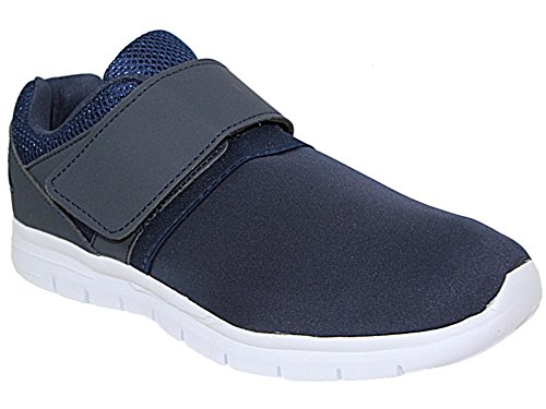 Foster Footwear - Bottines Femme Unisexe Pour Hommes Adultes Navy Boys
