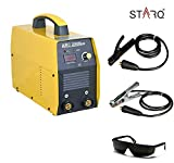STARQ MMA Portable Inverter Welding Machine 200 Amp with cable, holder and accessories