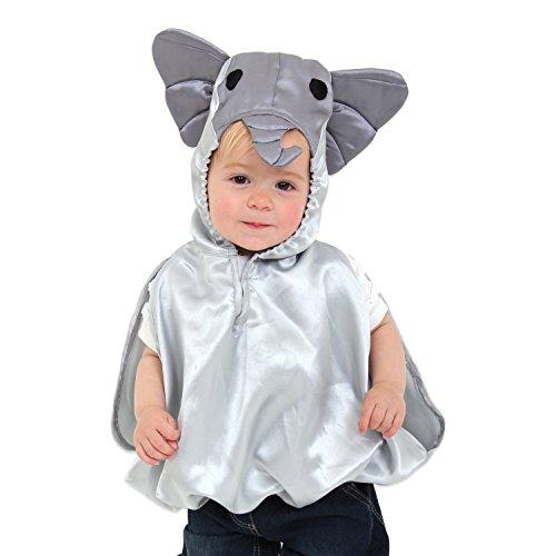 �r Babys und Kleinkinder 0-3 Jahre alt - Kostüm Karneval - Slimy Toad (Elefanten Kostüme Für Baby)