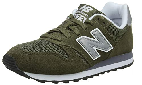 New Balance Herren ML373 Sneaker, Mehrfarbig (Olive/ML373OLV), 45.5 EU -