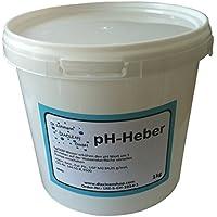 pH-Heber 5kg Granulat Pool Schwimmbad Pharma-Qualität
