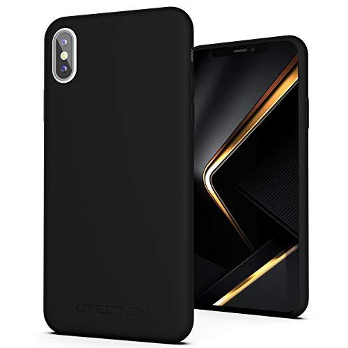 Silicon Hülle (UTECTION Premium Liquid Silicone Case für iPhone XS MAX 6.5