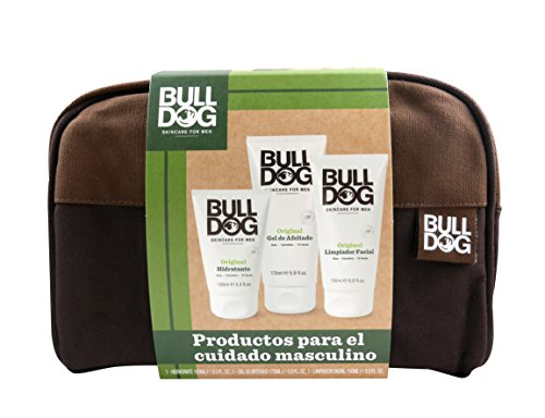 Bulldog Skincare for Men Pack - Kit Cuidado Completo