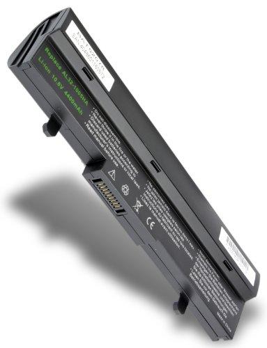 Batterie de remplacement pour Asus EEE PC 1005HA (4400mAh/10.8V)
