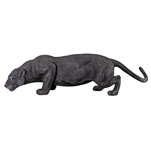 Design toscano ne90011 grande black panther statue - Grande statue design ...