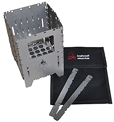 Bushbox XL Titanium von Bushcraft Essentials bei Outdoor Shop