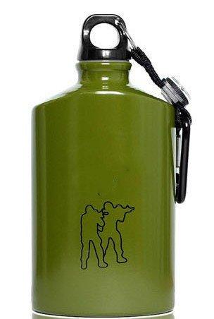 Edelstahlkessel portable Glaswasserflasche Öko-Tourismus Campingkocher