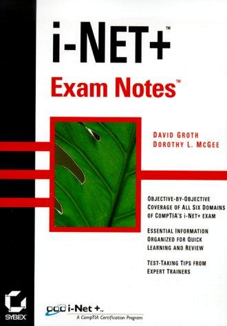 i-Net+ Exam Notes por David Groth