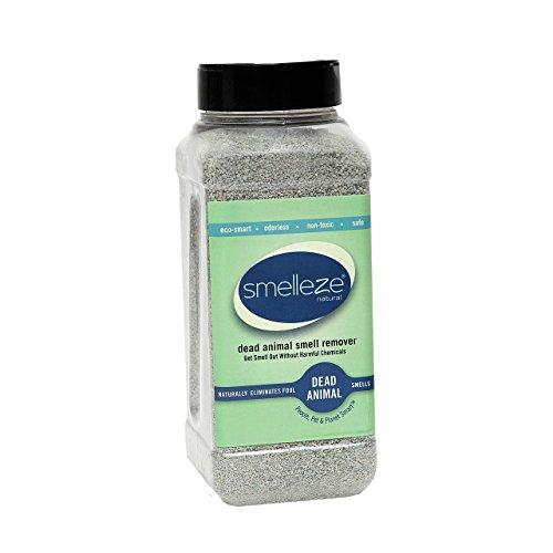 SMELLEZE natur Yard Geruchsentferner Parfum: 2 Lb. Granulat eliminiert Outdoor Geruch