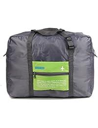 FWQPRA Travel Bag Large Capacity Bag Nylon Folding Travel Luggage