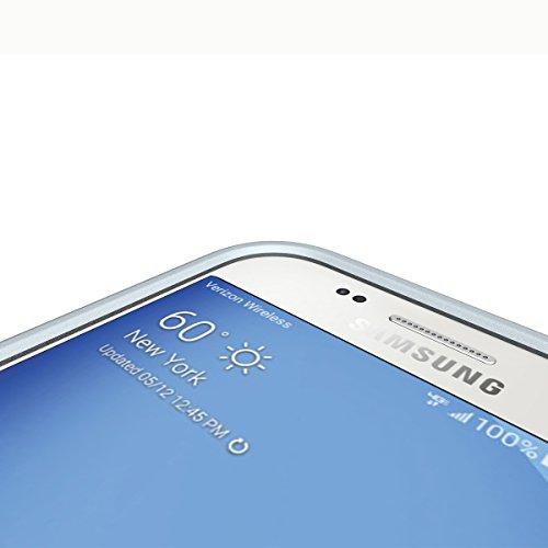 Slynmax Coque Samsung Galaxy A3 2017 Vert Coque Stylo Tactile Luxe Mode Housse TPU Bumper Souple Silicone Etui Housse de Protection Flexible Soft Case Cas Anti Choc Mince Légère Coque