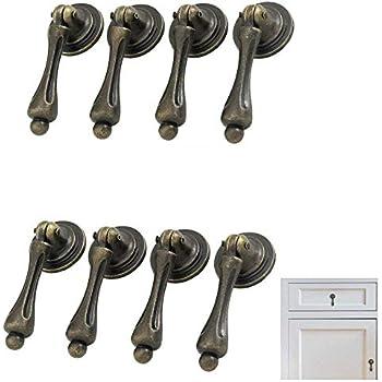 20 mm 8 maniglie a pomello per cassetti o armadietti TM Owfeel,