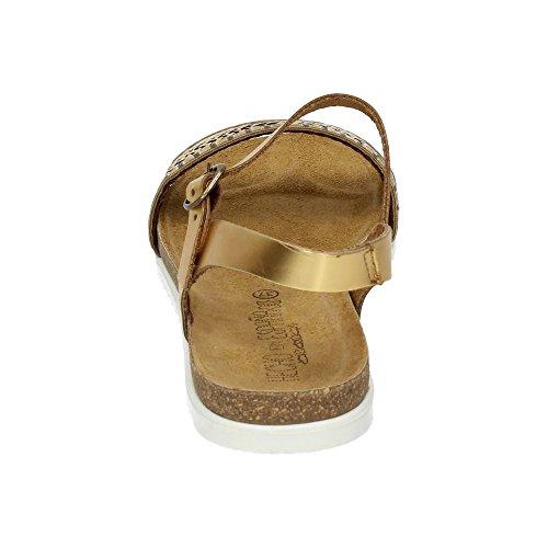 MADE IN SPAIN Donna sandali Oro