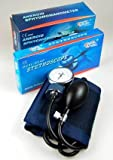 Best Blood Pressure Cuff And Stethoscope Kits - VALUEMED Medical Professional Sphygmomanometer & Stethoscope Set Review
