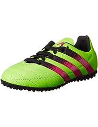 adidas Ace 16.3 TF J Leather, Zapatillas para Niños
