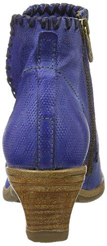 A.S.98 Satur, Santiags femme Blau (denim/denim/MIRTILLO)