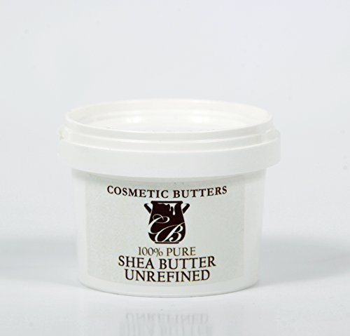 Shea Butter Unrefined Organic - 100% Pure and Natural - 100g (Momente Feuchtigkeitsspendende)