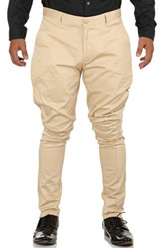 Breakthrough® Trendy Jodhpur Breeches (Men, Cream, 30)