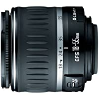Canon EF-S - Zoom lens - 18 mm - 55 mm - f/3.5-5.6 - Canon EF-S