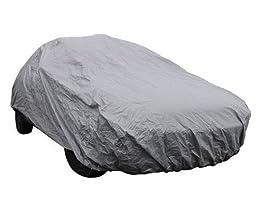 Silverline 774618 Funda para coche - talla grande 4.820 x 1.190 x 1.770 mm (L)