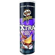Pringles Snack de Patata con Extra Sauce BBQ - 175 g