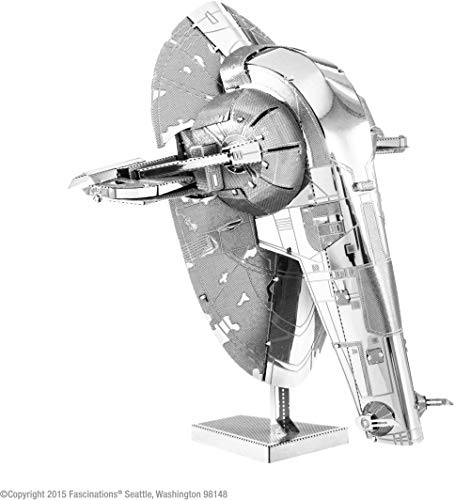 Juguetrónica- Star Wars Maqueta Esclavo (MMS260C2)