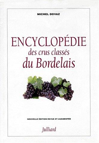 ENCYCL CRUS CLASSES BORDELAIS
