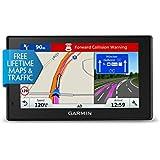 Garmin DriveAssist 51 LMT - GPS Auto - 5 pouces - Cartes Europe 46 pays - Cartes, Trafic, Zones de danger à vie - caméra intégrée - Appels Mains Libres