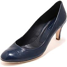 ROBERTO DEL CARLO 8398G Decollete Donna Blu Ellen Scarpa Donna Shoes Women e719cbcf060