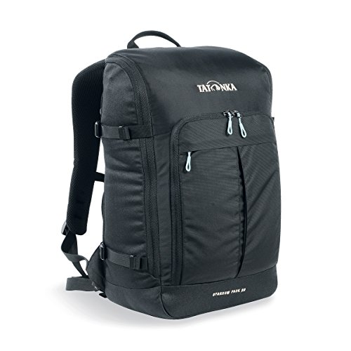 Tatonka Laptop-Rucksack Sparrow Pack 22 - Daypack mit komplett aufziehbarem Hauptfach und 15 Zoll Notebook-Fach - Tagesrucksack für Damen ...