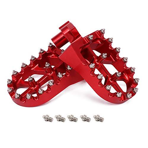 Fußrasten Motorrad-Fußrasten für Husqvarna SMS125 SM400R 449 SMR/TC/TE/TXC 450 SMR/TC/TE SM450R SM450RR TXC450 SM510R 510 TC/TE/TXC/SMR 511 SMR/TE/TXC 570 SMR/TC/TE SM610R