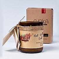 Chaika Shop Vanille & Sandelholz Kerze Duftkerze aus Bio Sojawachs Handmade Geschenk Hab Dich lieb! Muttertag... preisvergleich bei billige-tabletten.eu