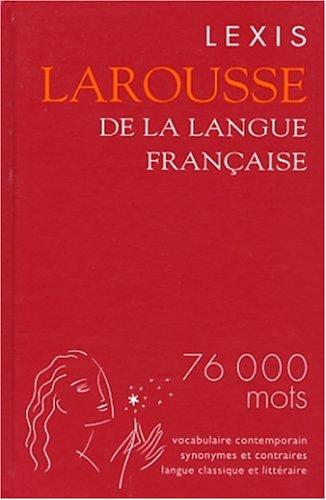 Download Lexis Larousse De La Langue Française Pdf Timotejrolan