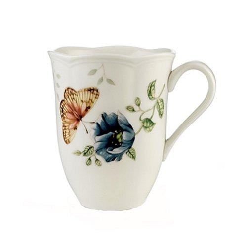 Lenox Butterfly Meadow Fritillary Mug Lenox Butterfly