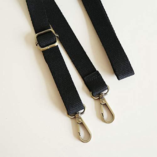 418AZpEVDvL. SS500  - LYCOS3 Replacement Adjustable Shoulder Strap Luggage Bag Belt Clip On Shoulder Webbing Strap Crossbody Handbag Replacement Belt