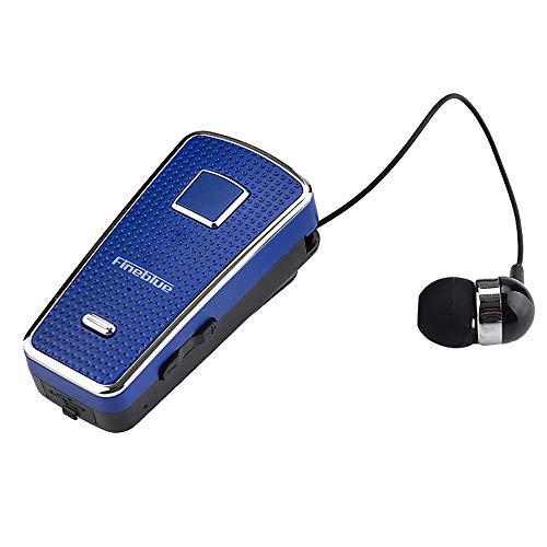 bescita Bluetooth Sport in-Ear Kopfhörer, Fineblue F970 Wireless V4.0 Stereo Magnetischer Sport Ohrhörer Mikrofon für iPhone, Huawei und Samsung (Blue) -