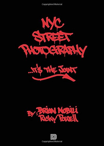 NYC Street Photography... It's the Joint ! par Ricky Powell
