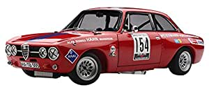 Alfa Romeo Giulia GTAM Hahn DRM Betzler #154 1971 1:18 Model 87104