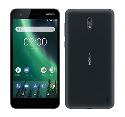 Nokia 2 (Pewter/Black)