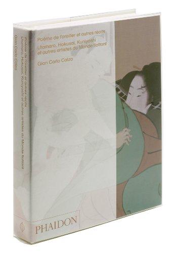 Poème de l'oreiller et autres récits : utamaro, Hokusai, Kuniyoshi et autres artistes du Monde flottant
