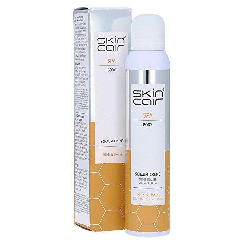 Skincair Spa Körper Milch & Honig Schaum-Creme, 200 ml