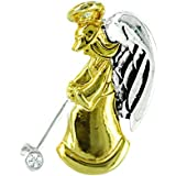 Wings and Wishes Angel Tac Pin, Golf Angel