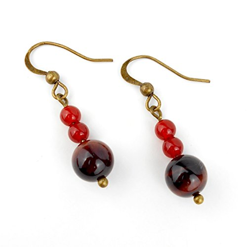 red-tiger-eye-red-carnelian-drop-earrings-in-antique-bronze-includes-gift-box